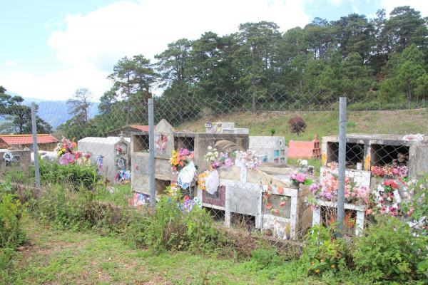 The cemetery that the community of Azacualpa, Honduras is fighting to protect